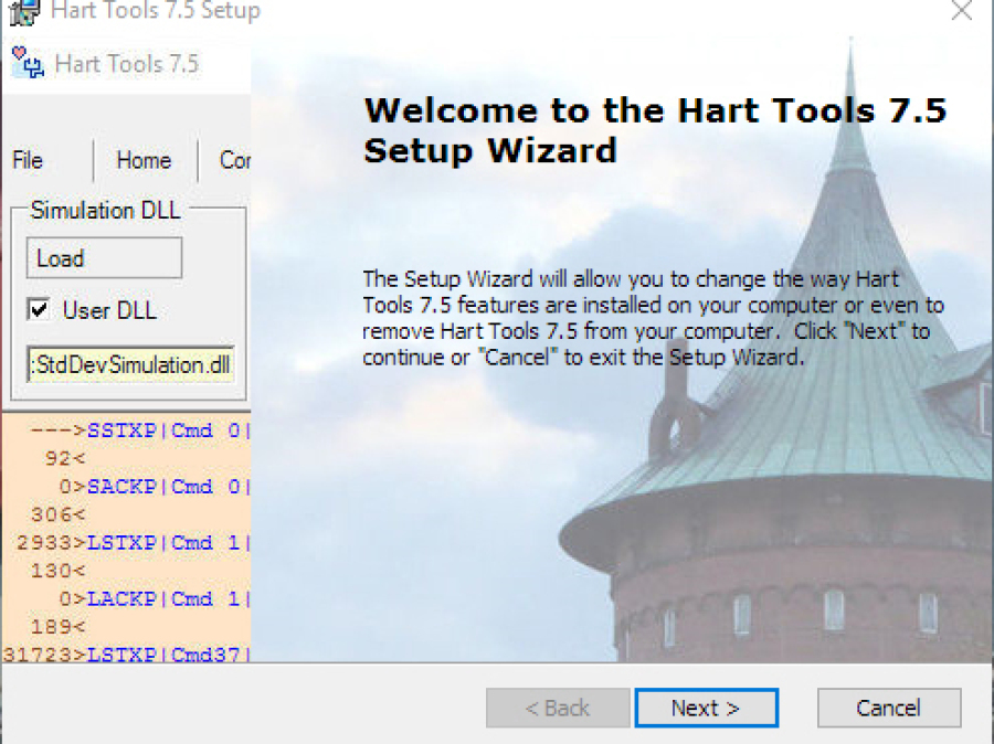 Hart protocol software download